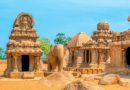 Монолитные Храмы Махабалипурама. Технологии древности.