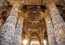 Храмы Индии. Уникальная резьба по камню.