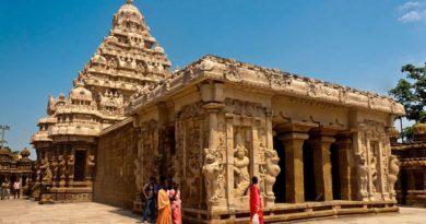 Канчипурам – загадочный город тысячи гопур