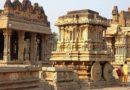 Храм Виттала и каменная колесница. Хампи