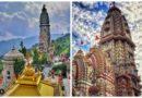 Величественный храм Ятоли Шива. Солан. Индия