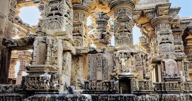Храмы Кираду — резьба и привидения. Раджастхан