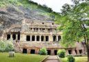 Ундавалли — пещерные храмы трех религий