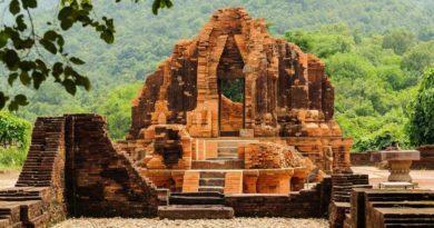 Мишон — древнее сокровищеВьетнама.