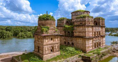 Орчха – древний затерянный город махараджей. Индия