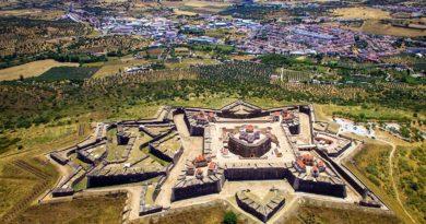Звездный форт Элваш – ключ от Португалии.