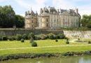 Шато Ле Люд — жемчужина Луары – замок Синей бороды.