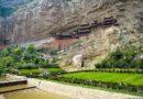Сюанькун-сы — висячий монастырь священной горы Хэншань.