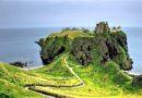 Замок Данноттар — колыбель Шотландии