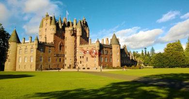 Глэмис – мистический замок шотландских призраков
