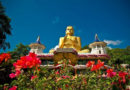 Золотой пещерный храм Дамбулла. Шри Ланка