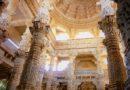 Чудеса Индии. Ажурные колонны и мраморная резьба.