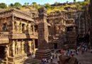 Храм «Кайлаш» — сокровище Эллоры. Индия