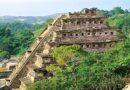 Затерянный город Эль-Тахин. Мексика