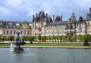 Дворец Фонтенбло – роскошь и величие резиденции французских королей.