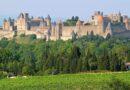 Неприступная Крепость Каркасон и виноградники Пьера Ришара