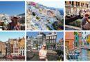 Цветные города мира. Жизнь в радуге.