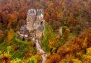 Замок Эльц — жемчужина немецких замков.