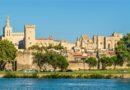 Авиньон — древний город римских пап. Прованс. Франция
