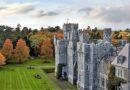 Замок Эшфорд – средневековье и современность. Ирландия