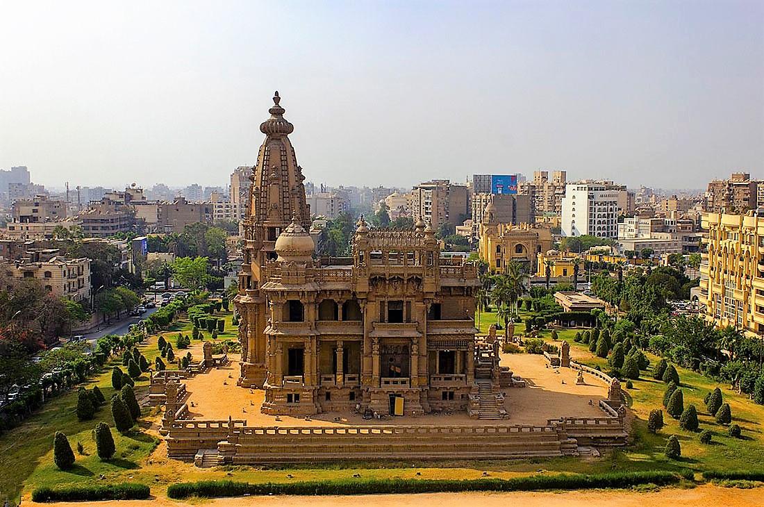 Мистический дворец барона Эмпена — жуткая легенда Каира.