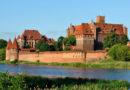 Замок Тевтонского ордена в Мальборке. Готика и крестоносцы.
