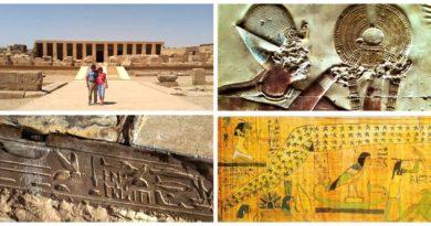 Папирус Тулли. Египет, фараоны и НЛО.