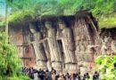 Наскальные рельефы в Дацзу — древние технологии Китая.