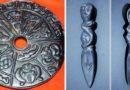 Шокирующие артефакты древности. Генетический диск