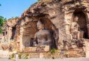Пещерные гроты Юньган — жизнь, застывшая в камне. Китай