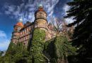 Замок Ксёнж — королевская роскошь и «золотой поезд».