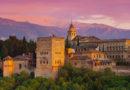 Дворец Альгамбра — жемчужина Востока в Испании.