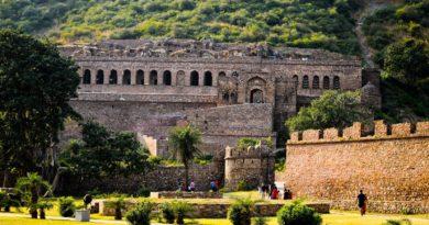 Форт Бхангар – мистика и призраки заброшенного города. Индия