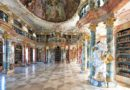 Виблингенское аббатство и уникальная библиотека — шедевр барокко.