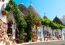 Труллы — сказочные дома Альберобелло. Италия