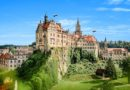 Замок Зигмаринген — сказка на берегу Дуная.