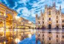 Миланский кафедральный собор – Дуомо — собор пламенеющей готики.