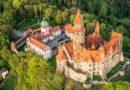 Сказочный замок Боузов и Тевтонский орден. Чехия