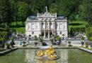 Дворец Линдерхоф — экстравагантный ансамбль «сказочного короля» Баварии.