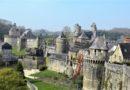 Замок Фужер-сюр-Бьевр — «великолепный осколок Средневековья». Франция