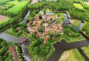 Звездный форт Бауртанге. Нидерланды
