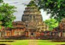 Исторический парк Пхимай. Утерянные технологии. Таиланд